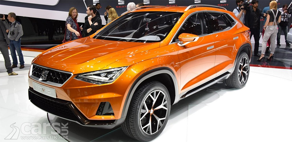 photo SEAT 20V20 SUV Concept