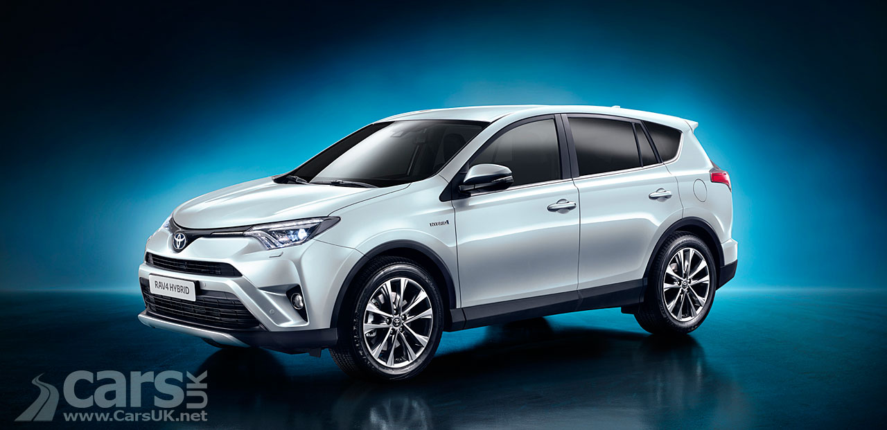 2016 toyota rav4 hybrid revealed. Black Bedroom Furniture Sets. Home Design Ideas