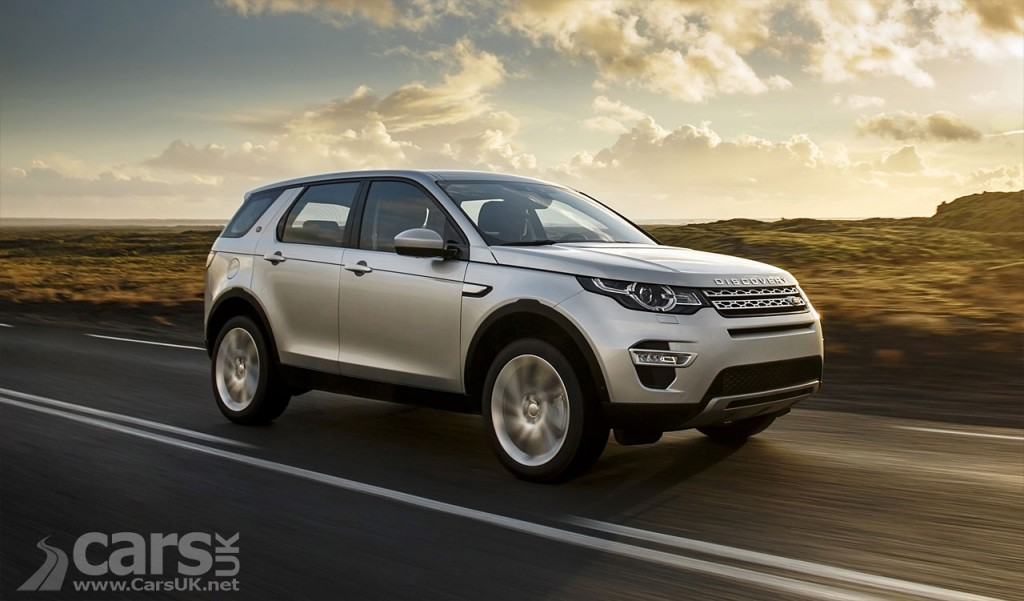 Land Rover DiscoveryS port gets Ingenium engine