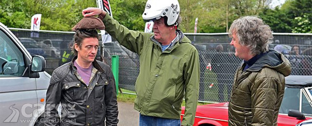 Still photo from Top Gear Series 22 Episode 8