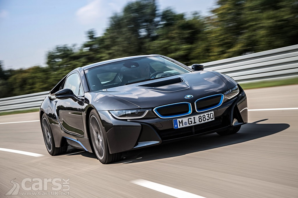 BMW i8 premiums have disappeared