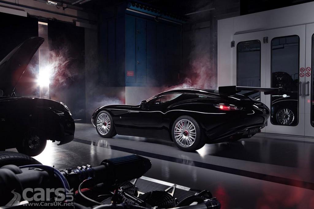 Zagato Maserati Mostro - a new Zagato heading for Villa d'Este