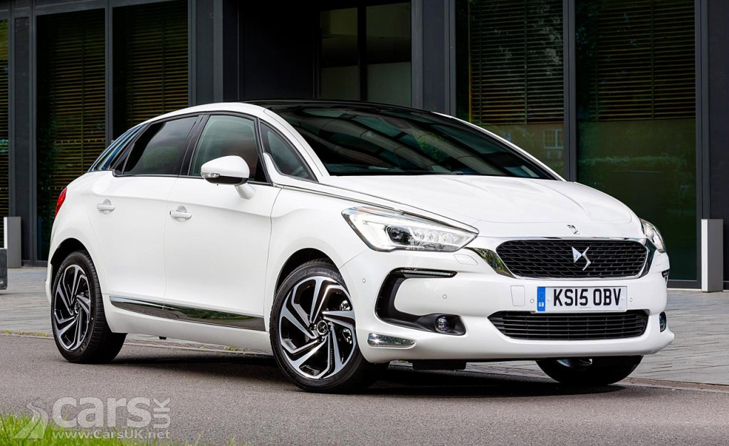 View DS5 in white