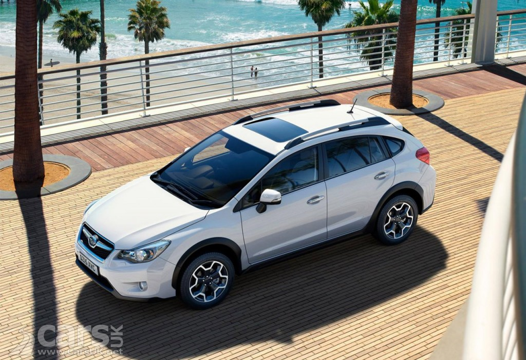 Photo more refined 2015 Subaru XV Crossover