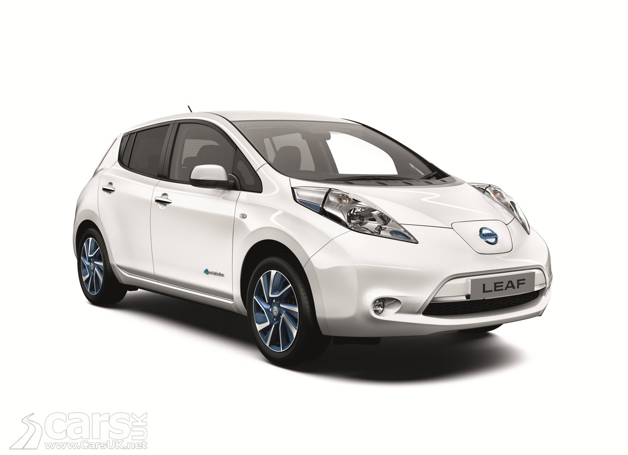 nissan leaf ev gets new acenta option list price. Black Bedroom Furniture Sets. Home Design Ideas