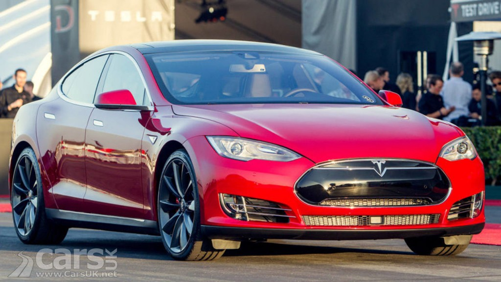 tesla model s p85 d now with ludicrous mode for truly