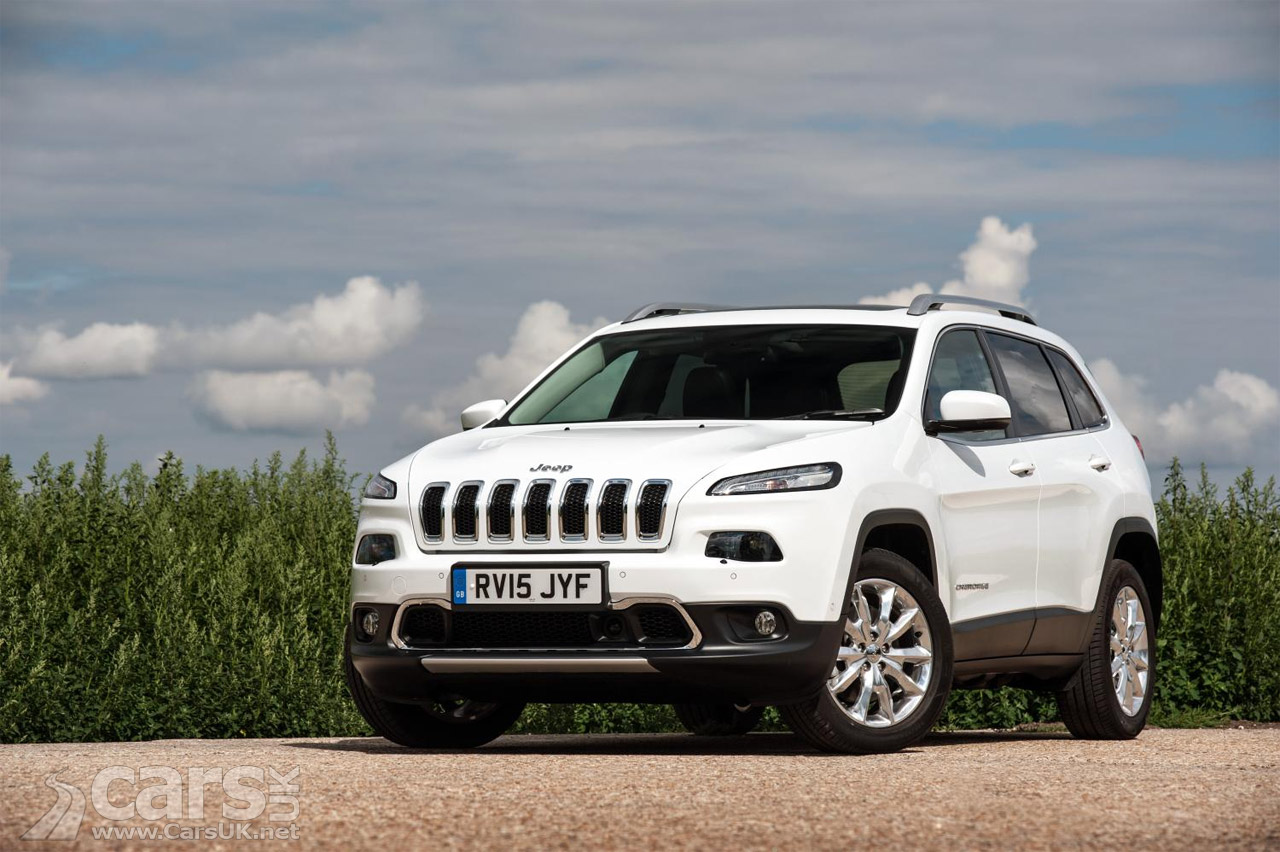2015 jeep cherokee gets new 2 2 multijet diesel engine with more power and improved economy. Black Bedroom Furniture Sets. Home Design Ideas