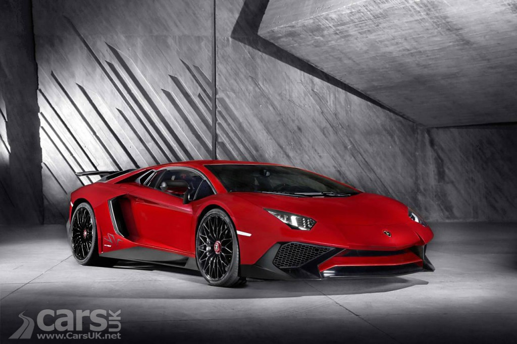 Photo Lamborghini Aventador SV LP750-4 Roadster debut