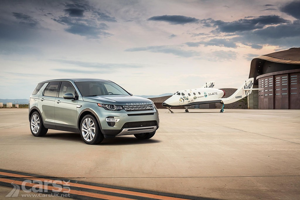 Photo Land Rover Discovery Sport is the most wanted used car