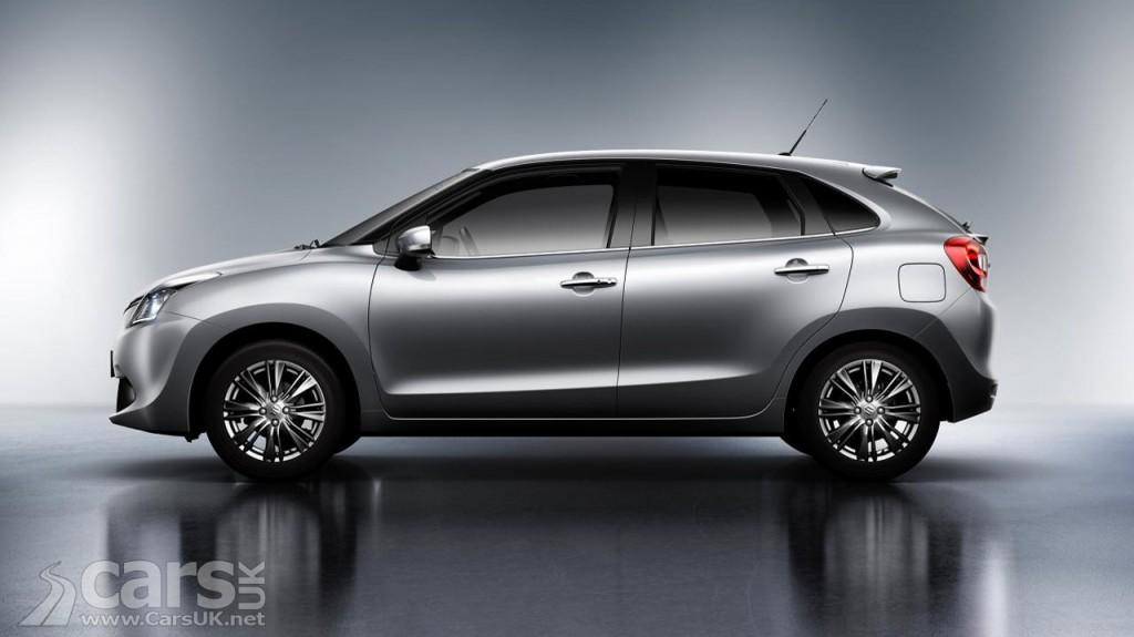 Firts photo of the new New Suzuki Baleno Hatchback