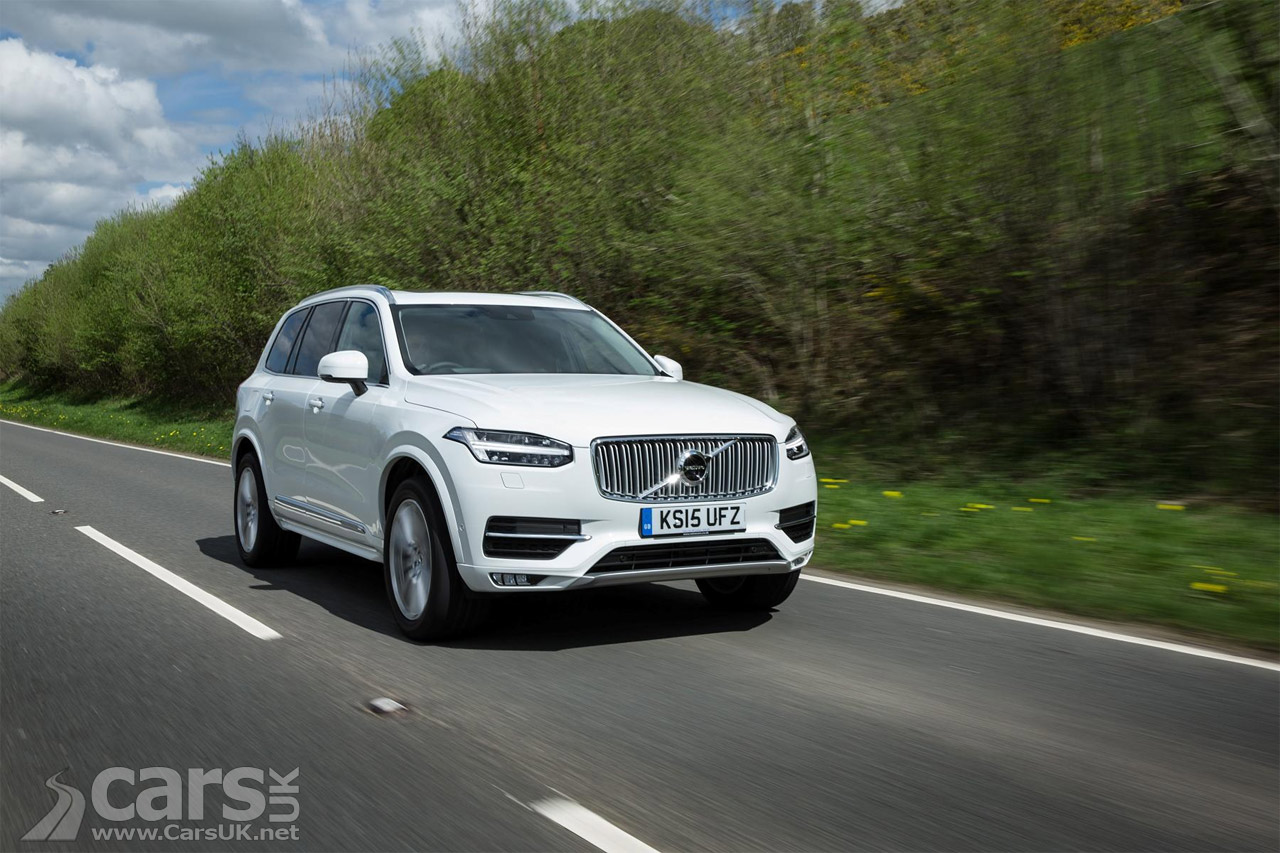 new volvo xc90 76 of buyers opt for range topping inscription trim cars uk. Black Bedroom Furniture Sets. Home Design Ideas