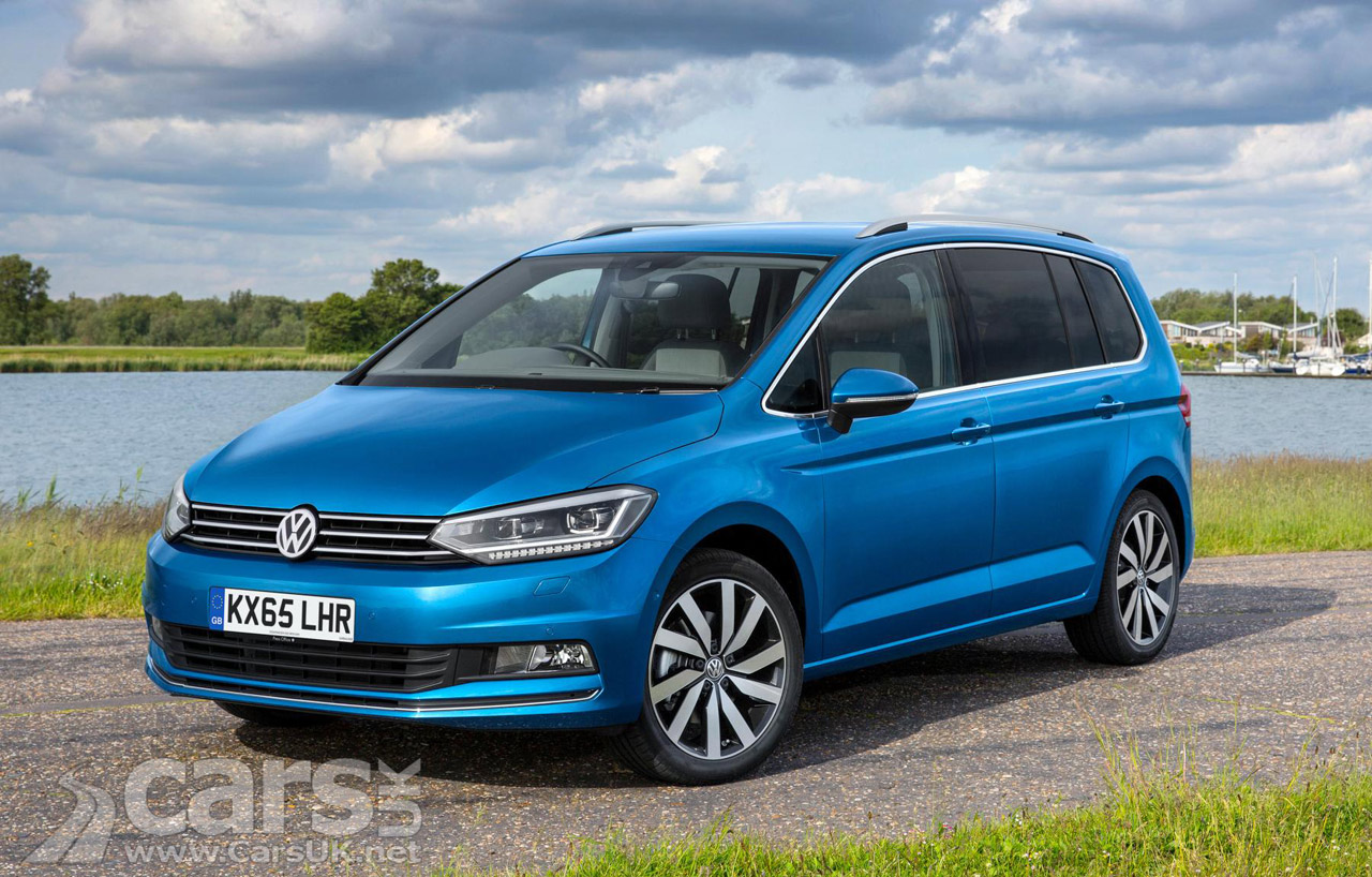 new volkswagen touran mpv price specs announced costs from 22 240 cars uk. Black Bedroom Furniture Sets. Home Design Ideas