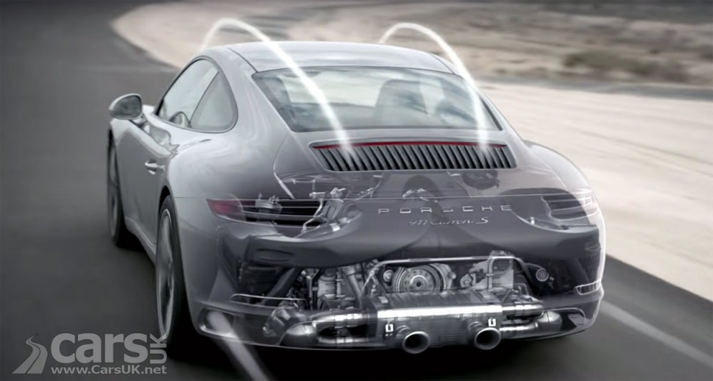 2016 porsche 911 carrera this is how the turbo engine sounds video cars uk. Black Bedroom Furniture Sets. Home Design Ideas