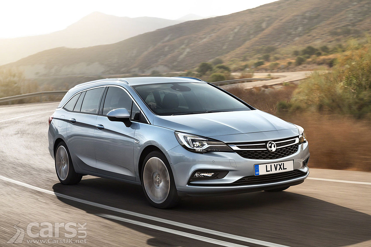 2016 vauxhall astra sports tourer revealed ahead of frankfurt debut cars uk. Black Bedroom Furniture Sets. Home Design Ideas