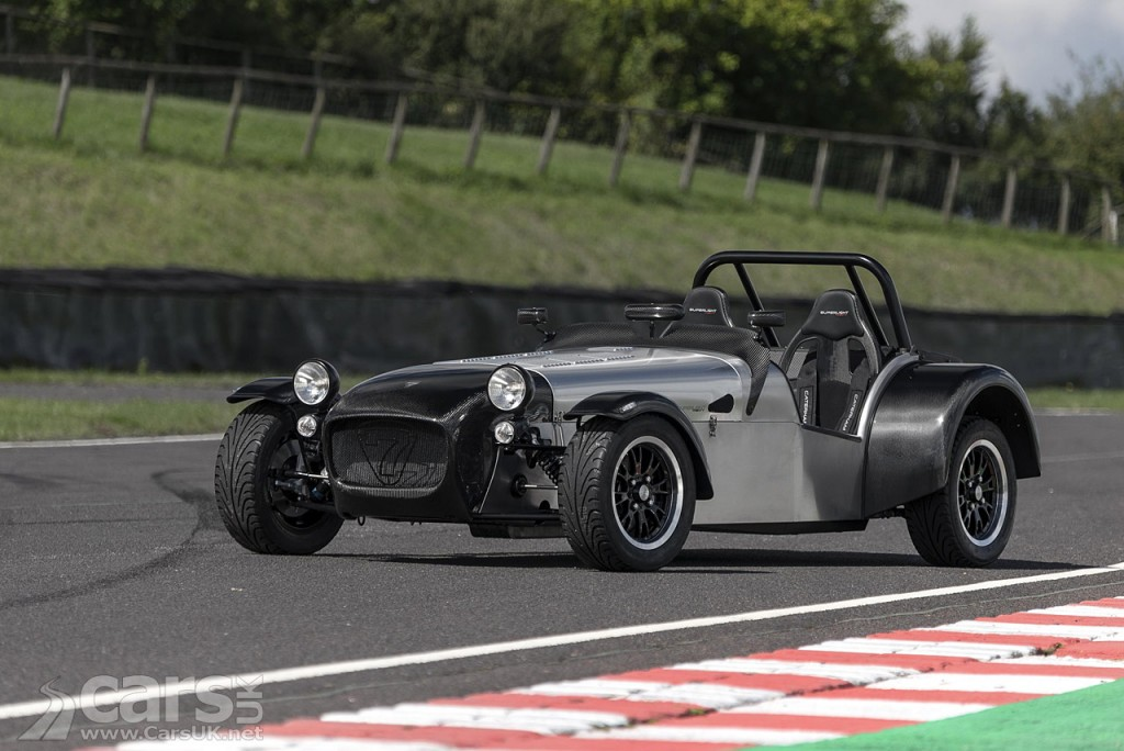 Photo Caterham Superlight Twenty