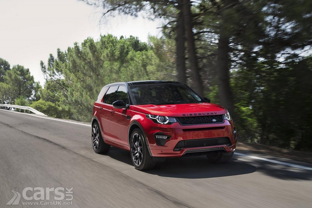 Photo Land Rover Discovery Sport HSE Dynamic Lux