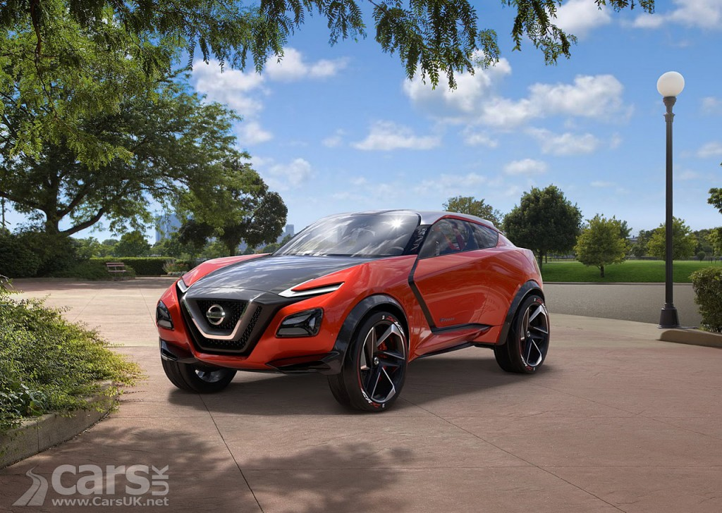 Photo Nissan Gripz SUV Crossover Concept