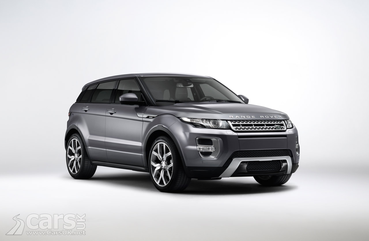 range rover evoque made in brazil from early 2016 cars uk. Black Bedroom Furniture Sets. Home Design Ideas