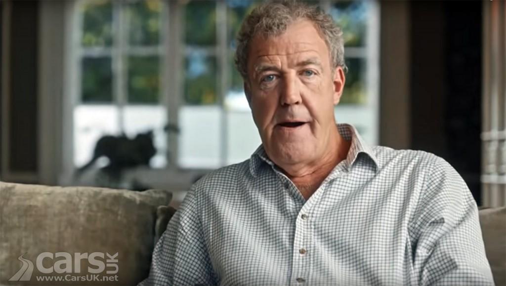 Photo Jeremy Clarkson Amazon Fire Stick Advert