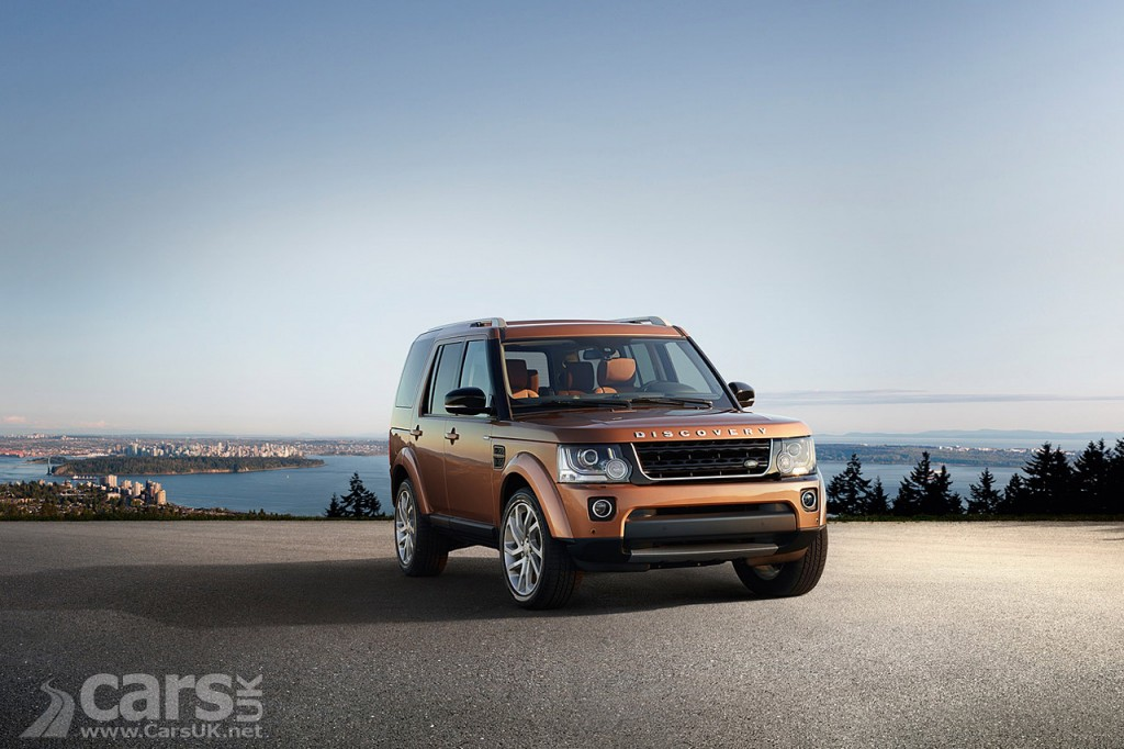 Photo Land Rover Discovery Landmark