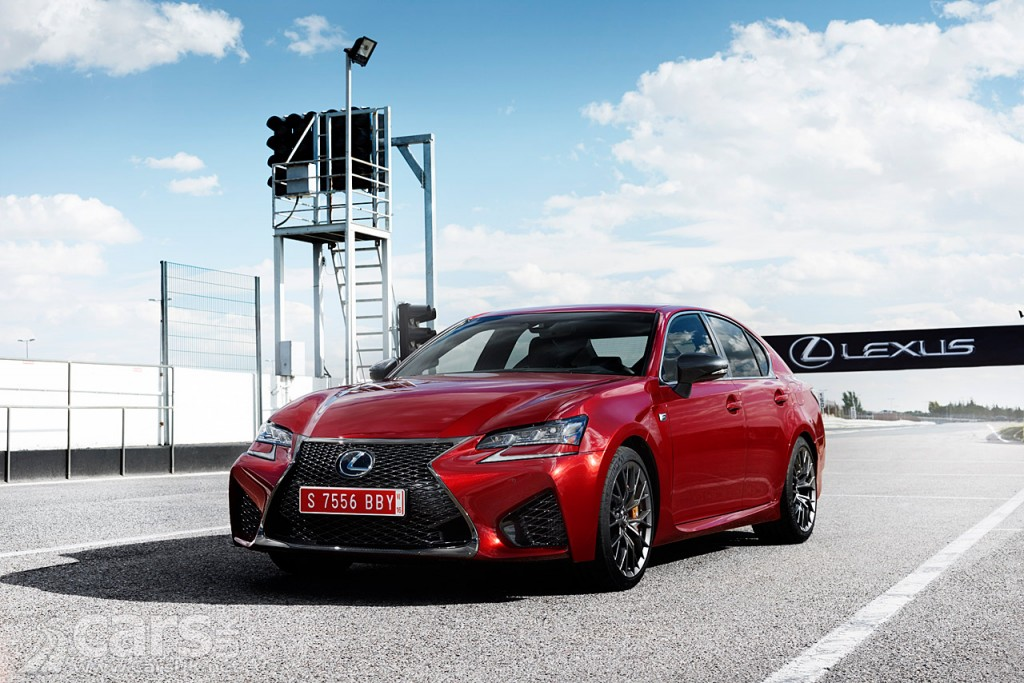 Photo Lexus GS F goes on sale in the UK