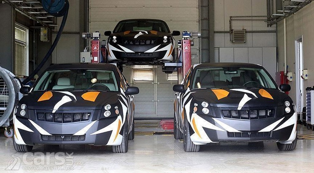 Photo Turkey's new 'National' car