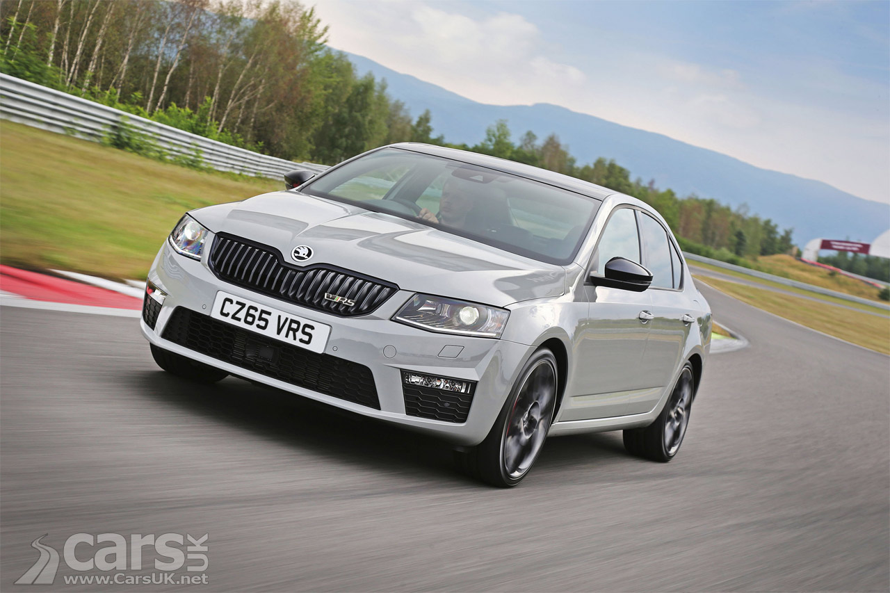 skoda octavia vrs diesel now with four wheel drive cars uk. Black Bedroom Furniture Sets. Home Design Ideas