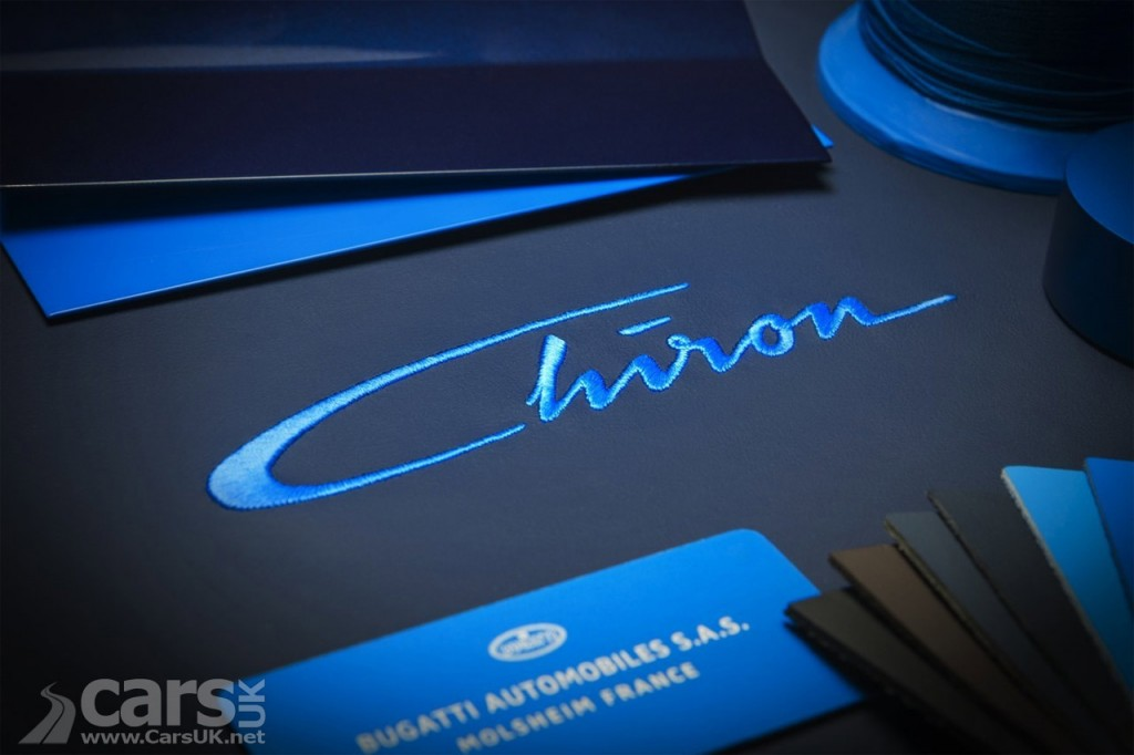Bugatti Chiron is OFFICIALLY the Veyron's replacement