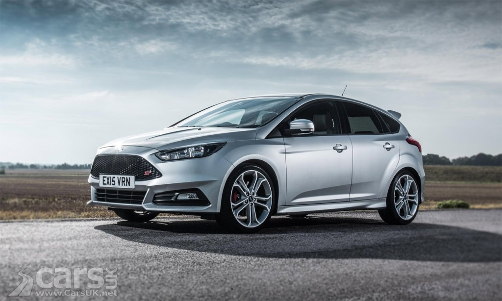ford focus st sales soar since st diesel arrived cars uk. Black Bedroom Furniture Sets. Home Design Ideas