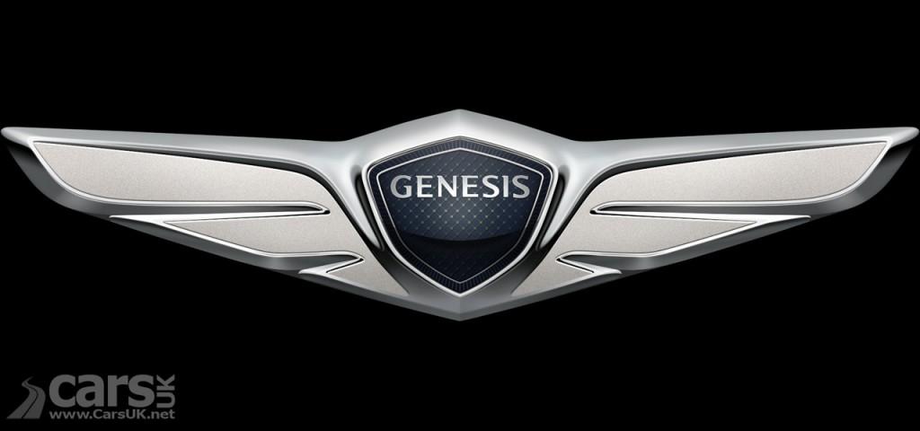 Photo Genesis logo by Hyundai