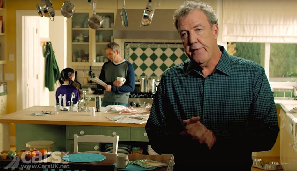 Photo Jeremy Clarkson sells Amazon Prime Air