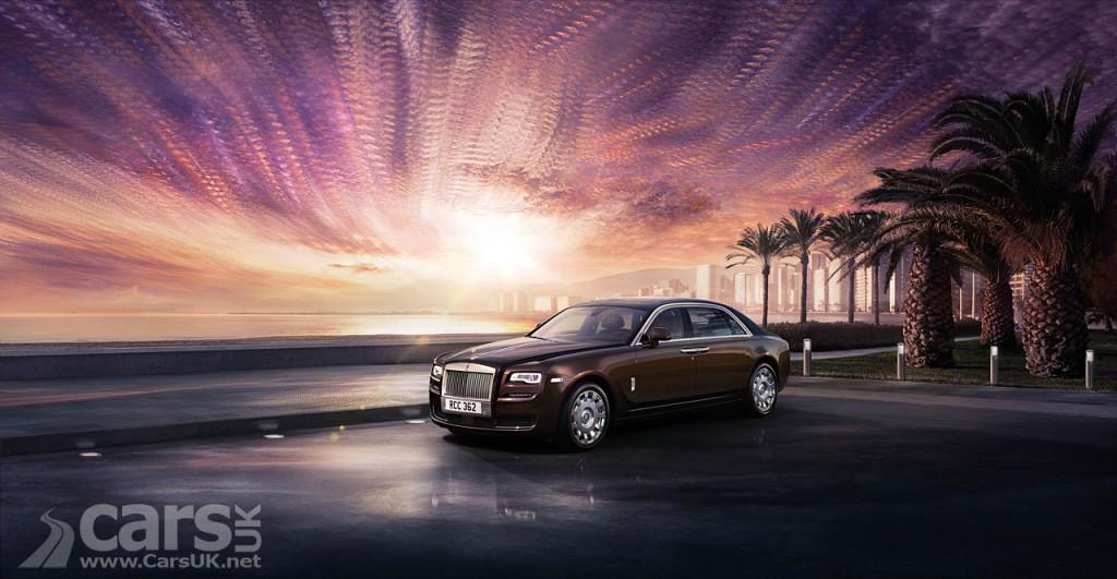 Photo Rolls Royce Ghost