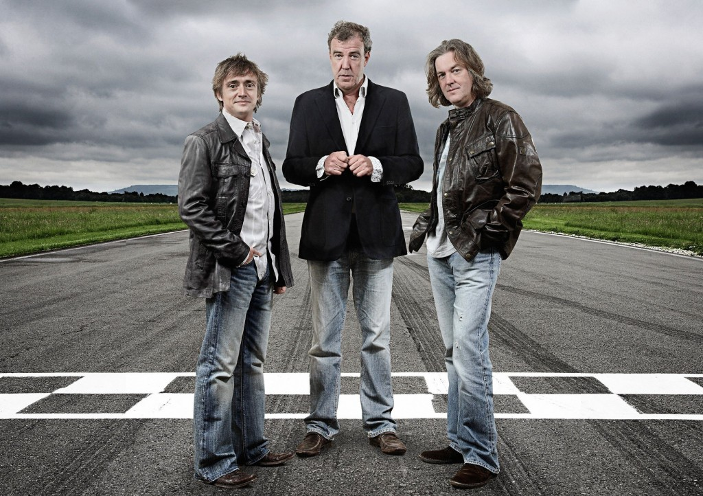 Top Gear: From A-Z - 2015