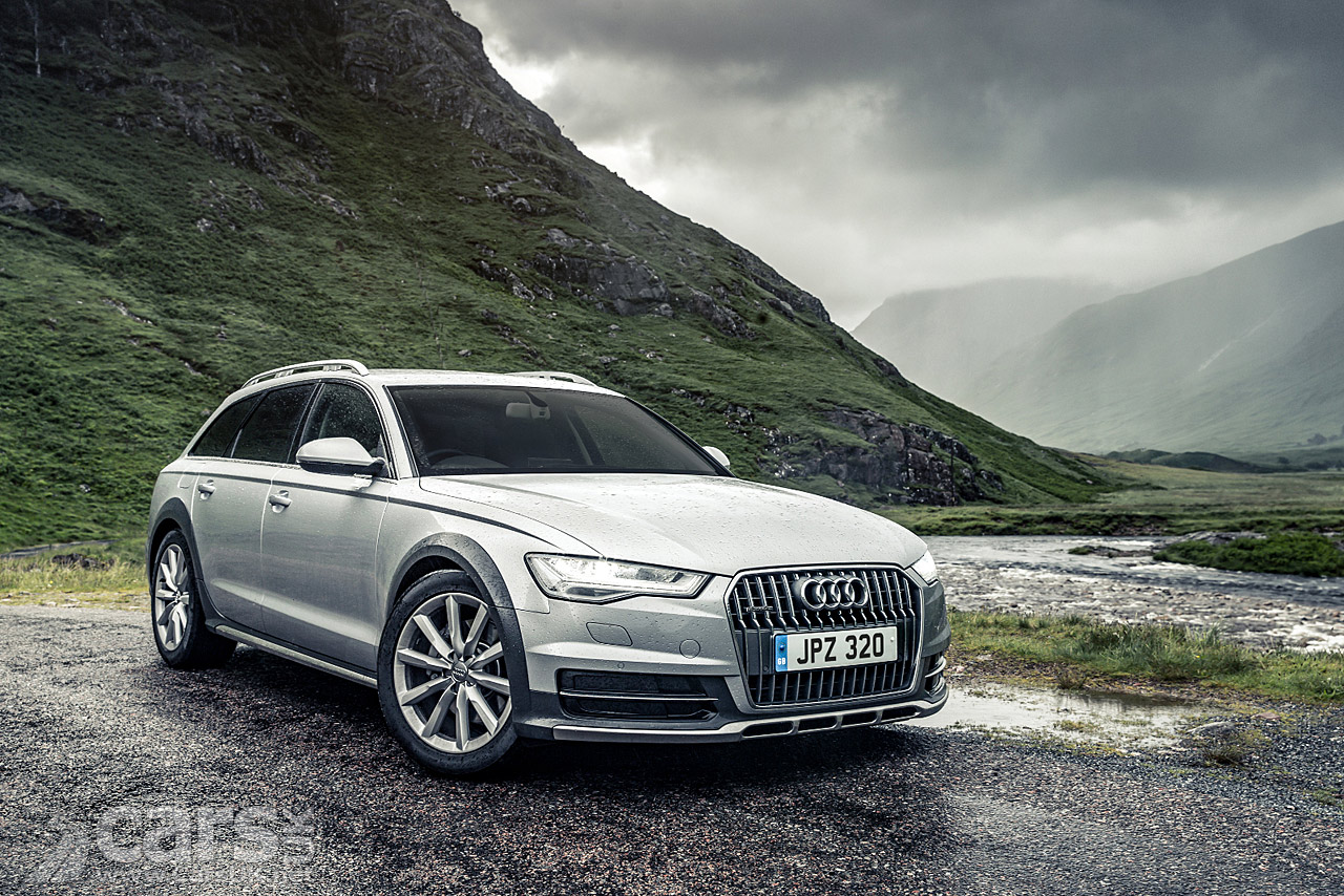 audi a6 allroad quattro sport an allroad with knobs on cars uk. Black Bedroom Furniture Sets. Home Design Ideas