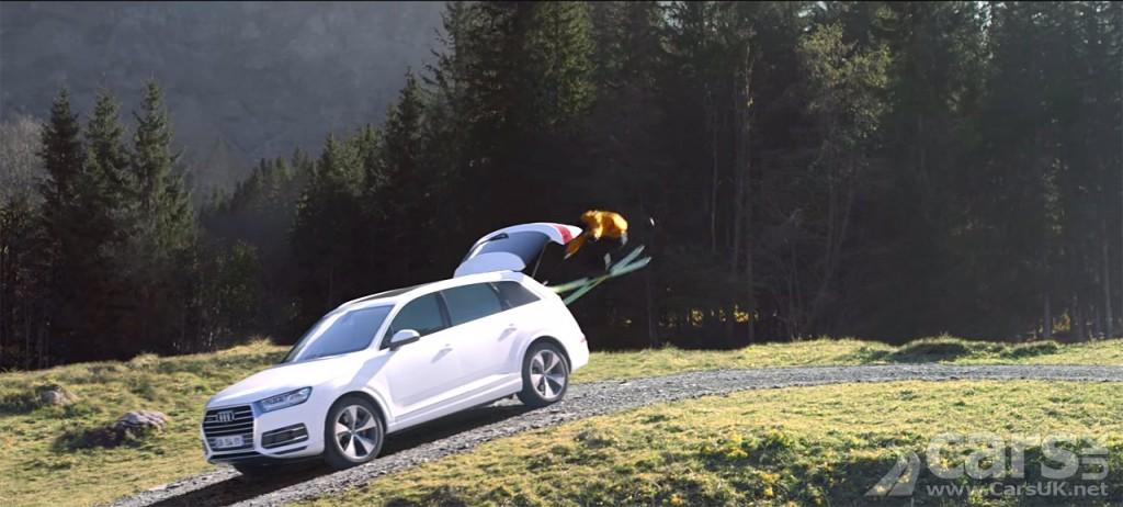 Photo Audi Q7 quattro Ski