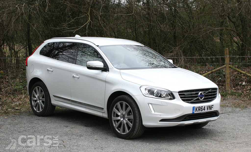 volvo xc60 review 2015 d5 geartronic se lux nav. Black Bedroom Furniture Sets. Home Design Ideas