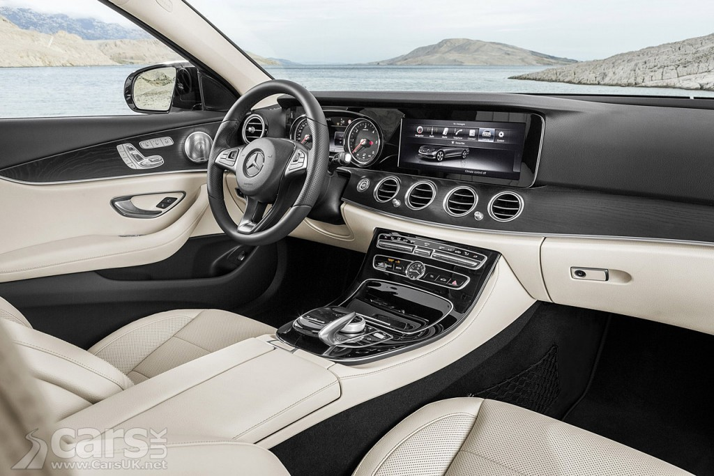 2016 Mercedes E Class Official Full Details And Specs Revealed Cars Uk