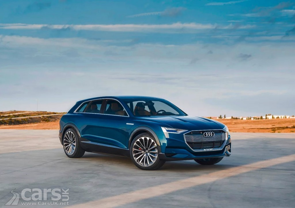 Photo Audi Q6 electric SUV