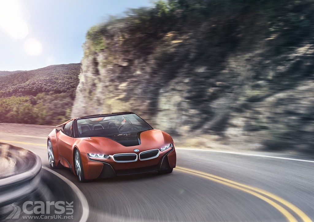 Photo BMW i8 Convertible