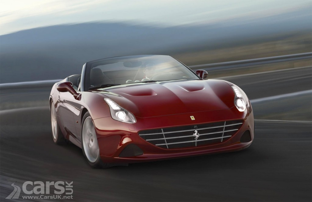 Photo Ferrari California T with Handling Speciale option