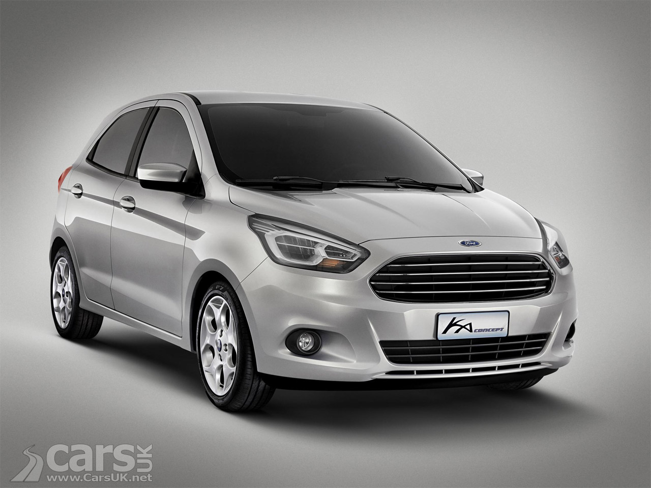 2016 Ford Ka Finally Arriving At The Geneva Motor Show