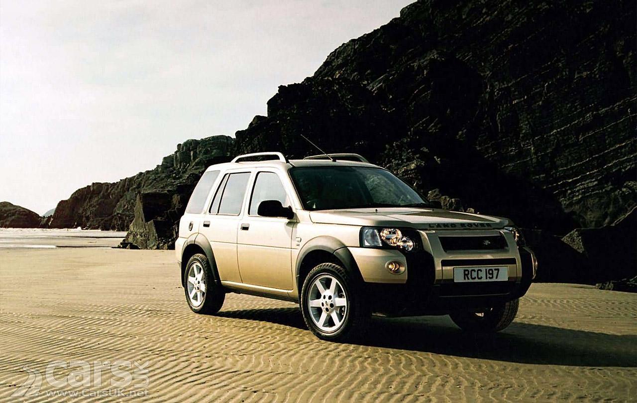 land rover freelander 1 is now a land rover heritage vehicle cars uk. Black Bedroom Furniture Sets. Home Design Ideas