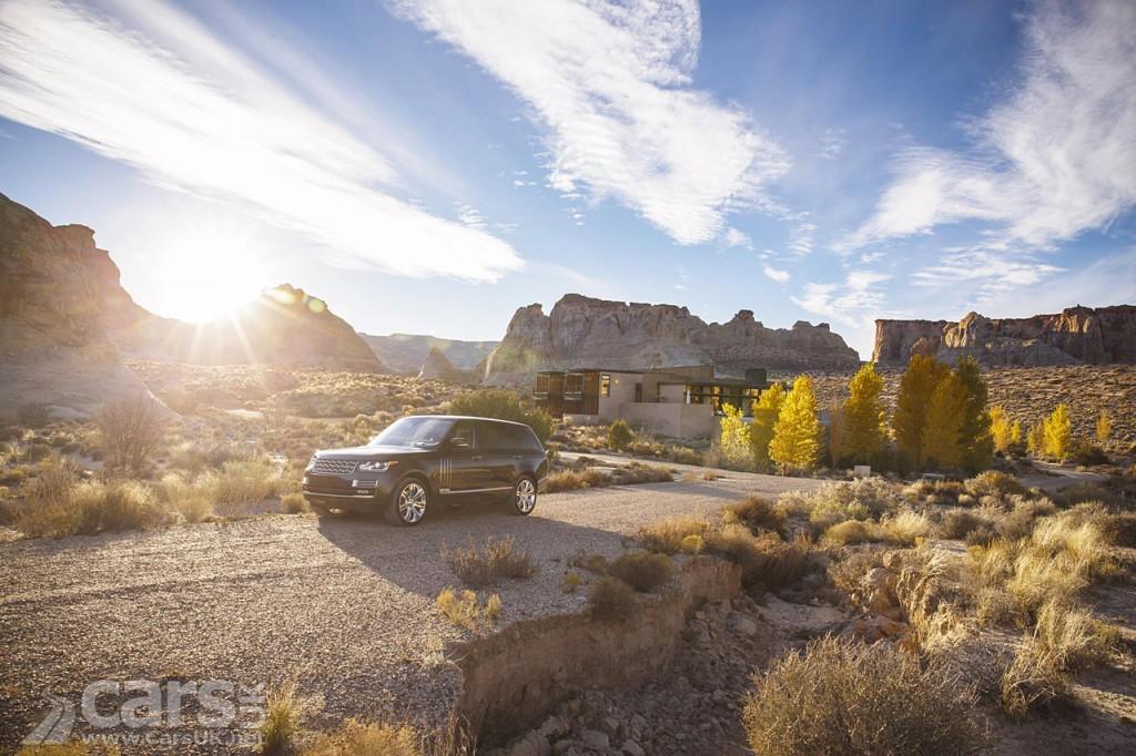 Photo Range Rover SVAutobiography ULTIMATE Road Trip