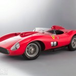 Ferrari 335 S Spider Scaglietti is the MOST expensive car sold at auction. Or is it?