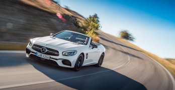 2016 Mercedes SL UK prices & specs – costs from £73,805 to £173,295