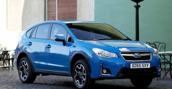 2016 Subaru XV arrives with yet more upgrades – still costs from £21,995