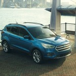2016 Ford Kuga FACELIFT about to be revealed in Barcelona?