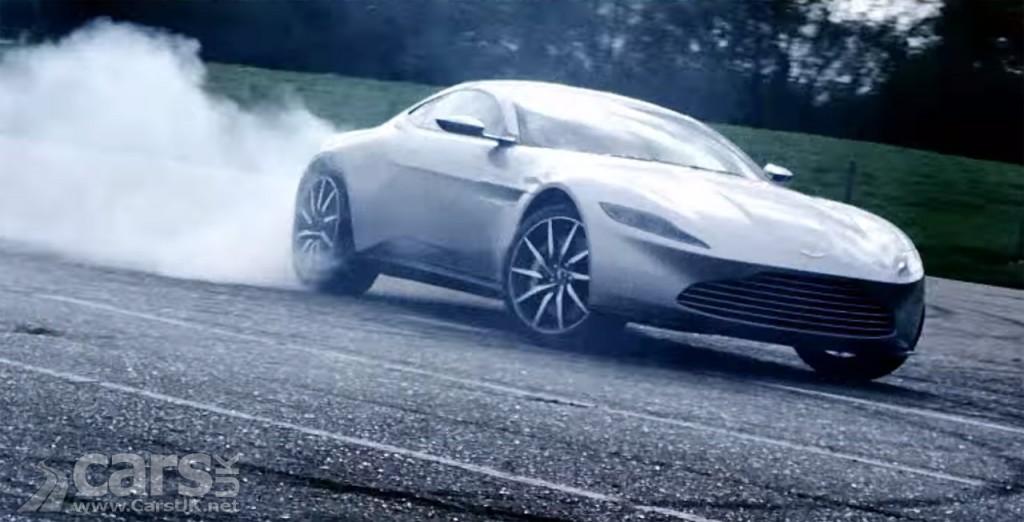 aston martin db10 the james bond car sells for 2 4 million cars uk. Black Bedroom Furniture Sets. Home Design Ideas