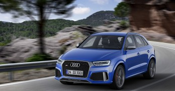 Audi RS Q3 Performance ups the ante with 362bhp – costs £49,175