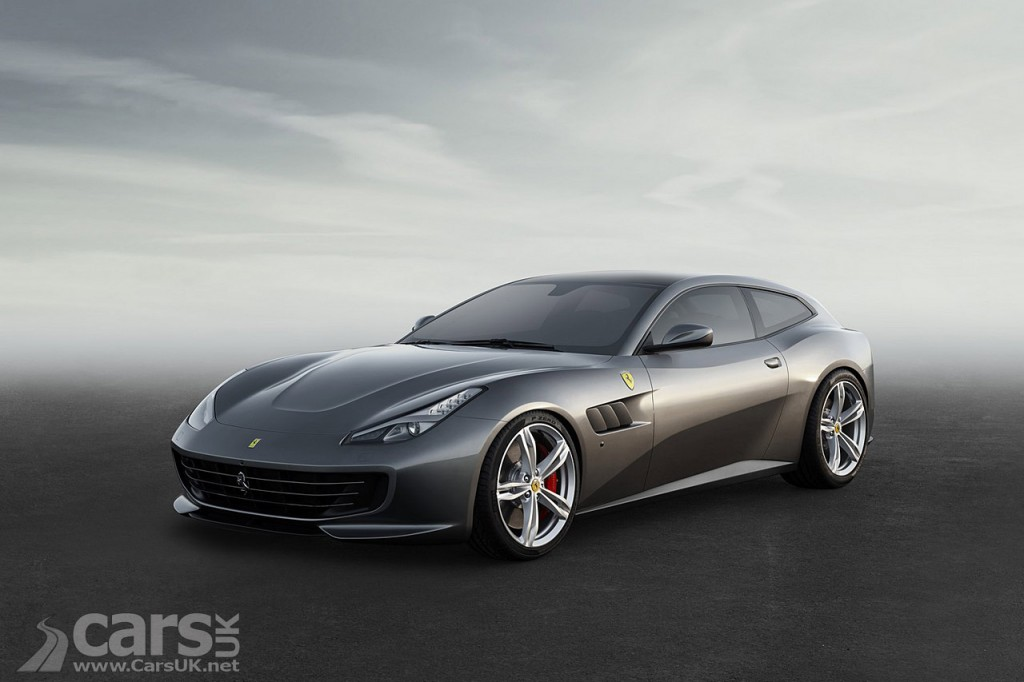 Photo Ferrari GTC4 Lusso